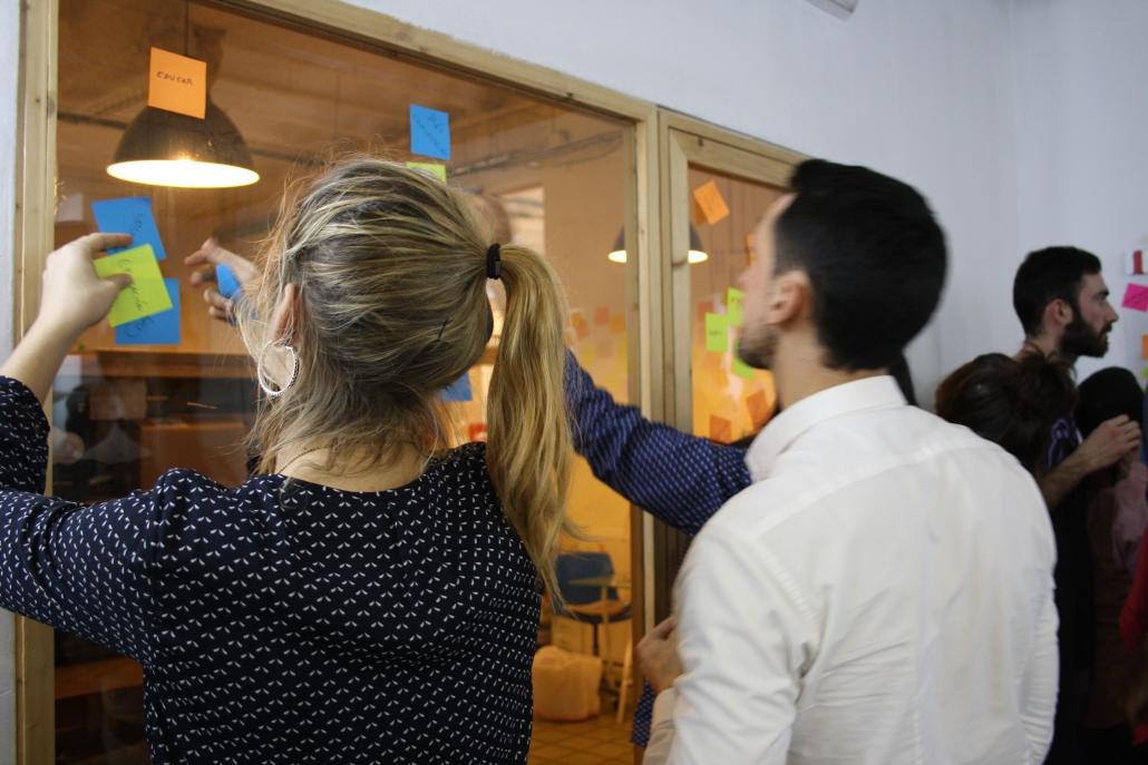 workshops cocreativos para empresas y emprendedores