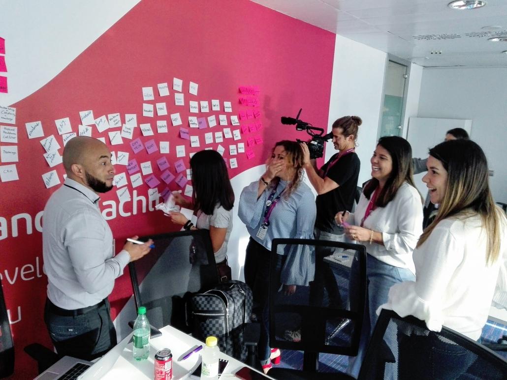 Lab de Innovación Talleres in company